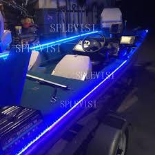 Led strip deck lights Flex Strip Wireless Blue White Red Led Strip Kit For Boat Marine Deck Interior Lighting 16 Ft Waterproof 12v Bow Trailer Pontoon Light Pinterest Wireless Blue White Red Led Strip Kit For Boat Marine Deck Interior