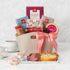 Talk about a portable emergency device! Coffee Gift Baskets Tea Gift Baskets Hickory Farms