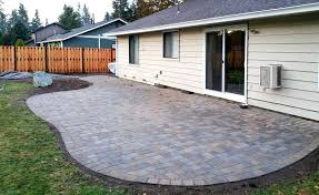 cheap patio paver ideas. Patio Backyard Outdoor Building Ideas Pictures On With Pavers Idea Cheap Paver U