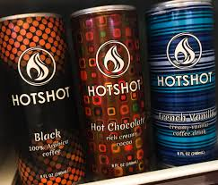 Hotshot cafe @ northern building supplies ltd ballycrummy road armagh bt60 4lb. Hotshot Hot Canned Coffee Coffee Convenience Never Tasted Better