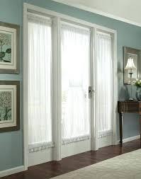 curtain ideas for sliding doors gl