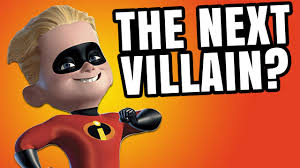 incredibles 2 villain. Exellent Villain Pixar Theory  Will Dash Be The Villain In The Incredibles 2  Jon Solo  YouTube On 2