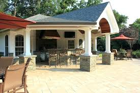 pool house bar designs. Pool House Bar Custom Carpentry Cabanas Houses Long Island Cabana With Outdoor Kitchen Designs