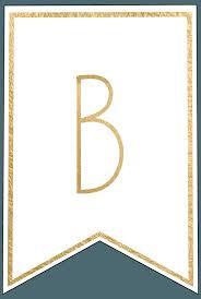 Elegant Free Printable Banner Letters Www Pantry Magic Com