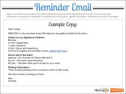 Email Reminder Free Examples Of Follow Up Emails Thatll Get You Results