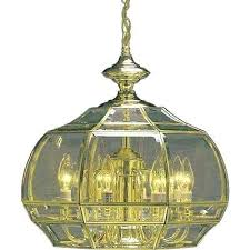 brass and glass chandelier 9 light polished brass bound glass chandelier the broadway brass and frosted brass and glass chandelier