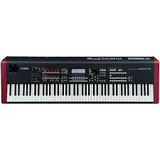 yamaha 88 weighted keyboard. yamaha moxf8 88-key synthesizer workstation 88 weighted keyboard