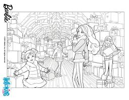 Small Picture Barbie with her sisters coloring pages Hellokidscom