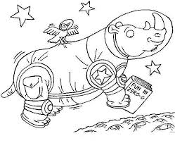 Small Picture Coloring Pages Of Space Coloring Pages Part 2