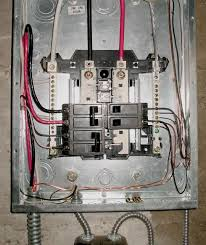 residential breaker box wiring diagram wiring diagram panel box wiring diagram wire on breaker
