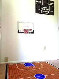 rug superhero rug fresh basketball décor basketball rug with black dry erase scoreboard new