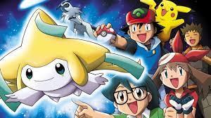Pokémon: Jirachi Wish Maker (2003) - Backdrops — The Movie Database (TMDB)