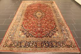 Tappeto Tessuto A Mano : Magnifico tappeto persiano keshan kashan tessuto a mano