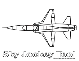 Download Coloring Pages. Jet Coloring Pages: Jet Coloring Pages ...