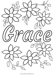 Start by scrolling to the bottom of the post, under the terms of use, and clicking on the text link that says >> download <<. Grace Coloring Pages Archives Download Printables Worksheets Digital Art Read Articles