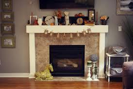 image of fireplace mantel shelves