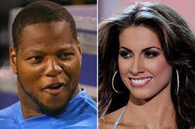 Lions' Ndamukong Suh Strips Down With Katherine Webb – CBS Detroit