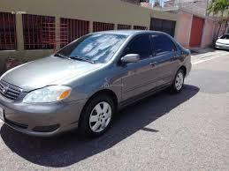 Used Car | Toyota Corolla Honduras 2006 | Corolla Le 2006