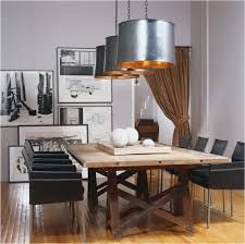 industrial style dining room lighting. Furniture Of America Cmsc Crosby Industrial Style Bronze Metal Dining Chairs Set Of. Spaces With Black Home. Room Lighting