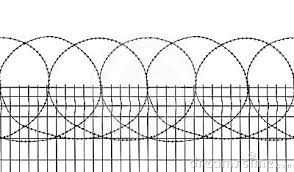 Prison fence clipart Clipground