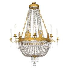 empire chandelier crystal chandelier empire sac a pearl big large palace lamp cau re for