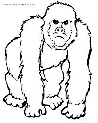 Small Picture Monkey color page animal coloring pages color plate coloring