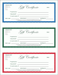 Pages Gift Certificate Template Business Plan Template