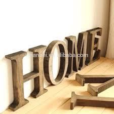 wood letter home decor large decorative letters large decorative letters suppliers and wood letter decoration wooden block letters home decor wood letters
