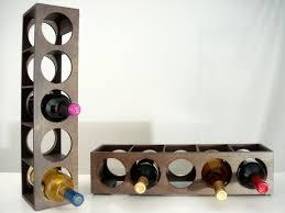 Rutherford 5 Bottle Tabletop Wine Rack