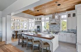 Wood ceiling kitchen Ceiling Panels Kitchen Design Ideas White Cabinets Wood Ceiling Deavitanet The Advantages Of Wood Ceiling In Contemporary Home Interior Design