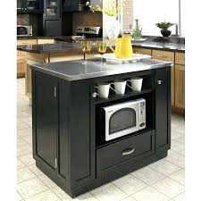 stainless steel top kitchen island cabinets cart work table with cabinet doors and drawers