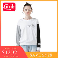 Toyouth <b>2017 New Arrival</b> Women Spring Sweatshirts Fashion One ...