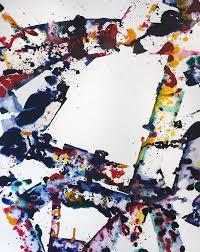 sam francis green untitled sfp71 34 sfp73 12 sff 586 1971 73 courtesy of jonathan novak contemporary art
