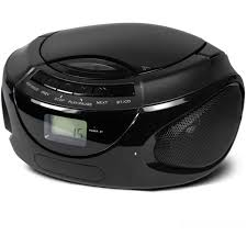 buddee cd player am fm radio bluetooth audio