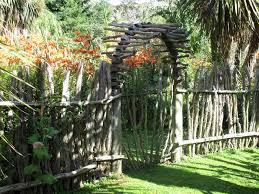 vegetables garden fence ideas for protection. Easy Garden Fence Ideas For Your Protection. Natural Home Design With Vegetables Protection A