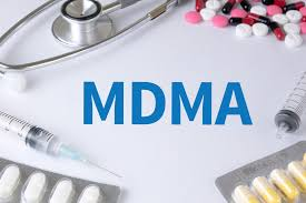 Mdma Text On Background Medicaments Composition Stock Photo Edit