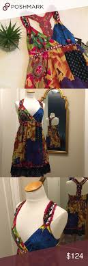 Desigual Dress Size Chart Nwt Desigual Dress Size 38 See Picture And Check Desigual