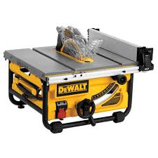 dewalt jobsite fan. factory reconditioned dewalt dwe7480r 10 in. 15 amp site-pro compact jobsite table saw fan