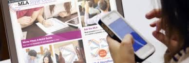 Mla Guidelines 2020 Mla Style Modern Language Association