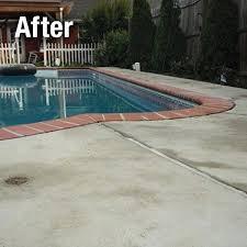 deck pool a 1 concrete leveling pool deck repair after diy pool deck steps deck pool