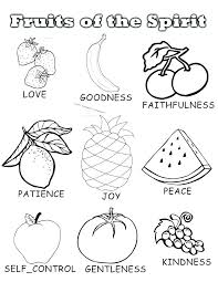 Inspirational Fruits Coloring Pages Pdf For Idea Fruits Coloring