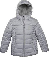 Gerry Size Chart Amazon Com Gerry Girls Irene Puffer Jacket Clothing