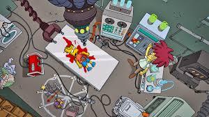 Treehouse Of Horror X  Simpsons Wiki  FANDOM Powered By WikiaBart Treehouse Of Horror
