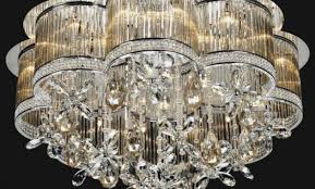 decorative 48 light ceiling crystal chandelier in amber amber chandelier replacement crystals
