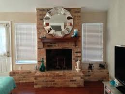 paint white brick fireplace paint white wash or completely cover my ugly awkward brick fireplace help paint my brick fireplace white