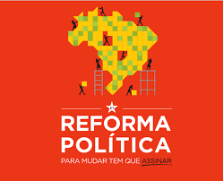 Resultado de imagem para reforma política no brasil