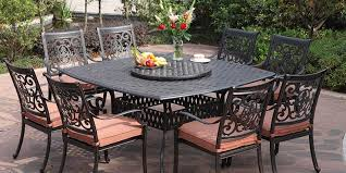 aluminum patio furniture. Contemporary Aluminum Cast Aluminum Patio Furniture Set Intended Aluminum Patio Furniture