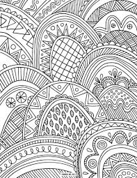 Adult Coloring Pages Hard Pattern By Darice Coloringstar