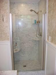 Master Bathroom Remodel Ri Kmd Custom Woodworking 401 639 8140 Cheap Walk  In Shower Designs For Small Bathrooms 2