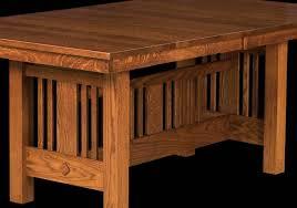 craftsman furniture. Kingsbury Mission Trestle Table | Base Detail Home And Timber Craftsman Furniture R